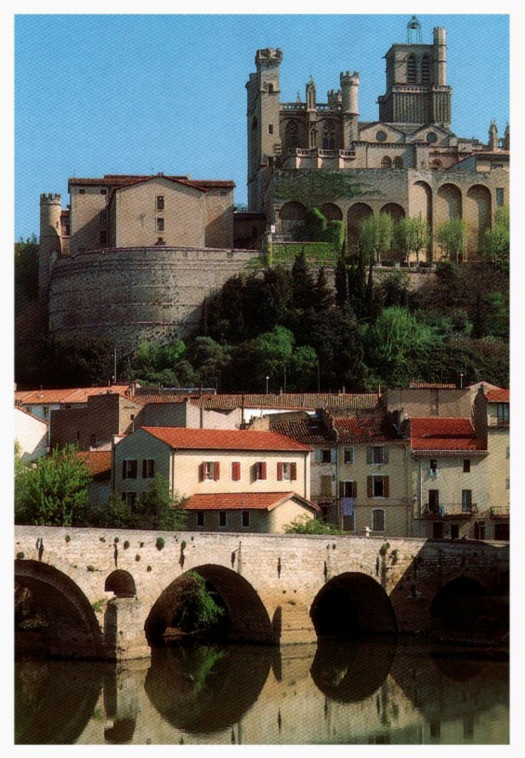 Love the South of France and the history of the Cathars.