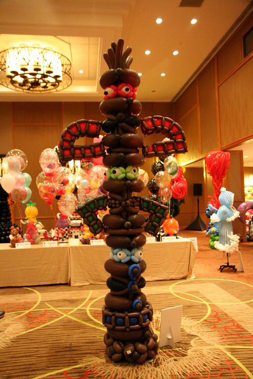 60 Best Images About Balloon Tropical Luau Decor On