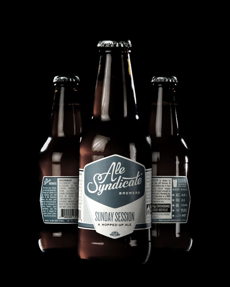 Ale Syndicate Craft Beer Designer