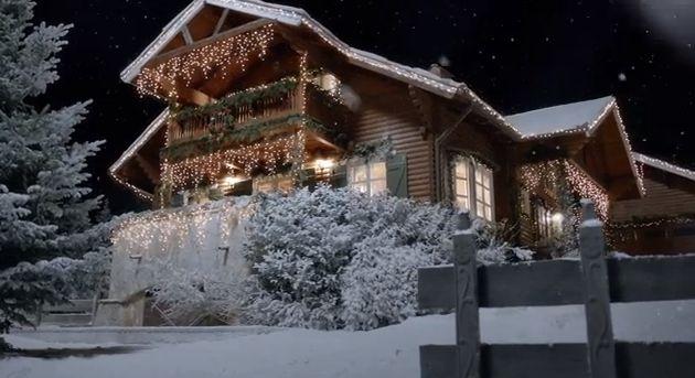 Il videoclip di Natale 3:47 Sponsor Vodafone