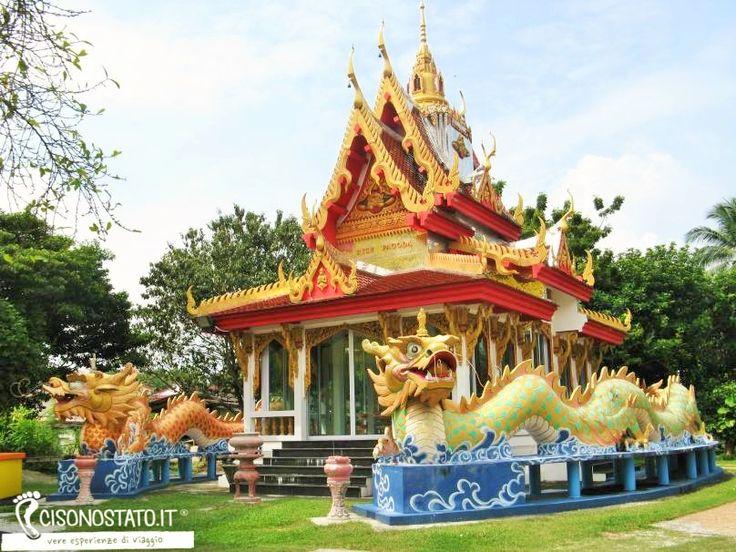 Tempio buddista di Buppharam, Malesia. La foto è del nostro utente Terryble