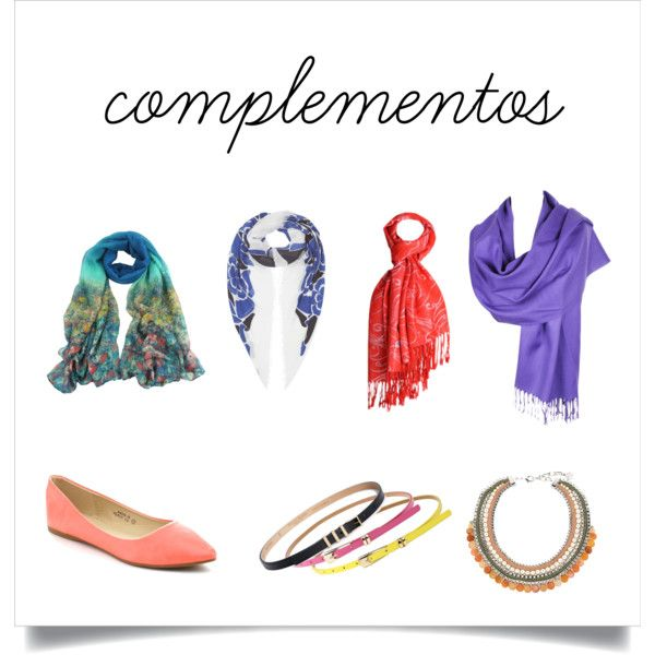 complementos by mariacuan on Polyvore featuring moda, Ben-Amun, Alexander McQueen, Rebecca Taylor and J. Furmani