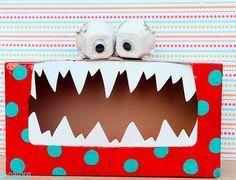 Cómo superar los temores infantiles: La cajita come-miedos