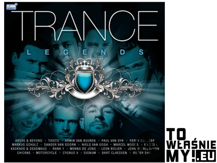 V.A. - TRANCE LEGENDS (2 CD)