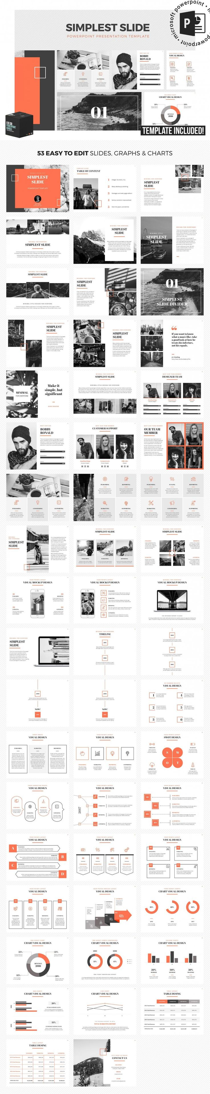 10 Creative And Professional PowerPoint Templates (Plus Bonuses!) | MyDesignDeals