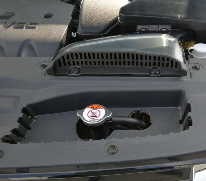 Car Engine Outlet Cover Trim Sticker Decoration For