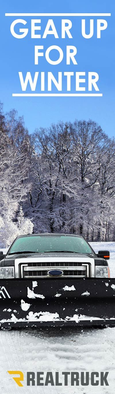Clear the way with a great selection of snowplows for your Jeep, truck, or SUV from RealTruck.com. Browse our catalog of commercial plows, home plows, plow replacement parts and even plow mounts and accessories from best-selling brands. RealTruck has many applications available such as front mount, rear mount, hitch mount, or ATV and UTV. Get your jeep, truck or SUV ready to move snow this winter and feel the RealTruck difference with free shipping on your entire order.