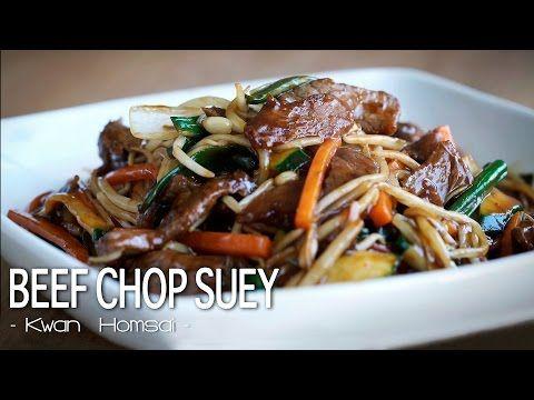 Foro Univision Postres y Delicias Dior: Chop Suey de Ternera a la Thai
