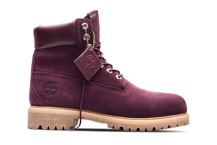 The last time Concepts partnered with Timberland back in 2009, the result was a black leather boot, which sold out almost immediately. Six years later, the two brands have teamed up once again for wha...