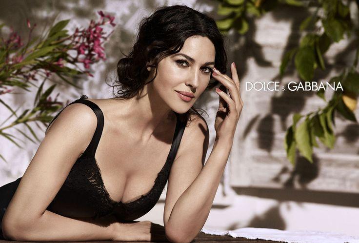 Monica Bellucci - Dolce & Gabbana