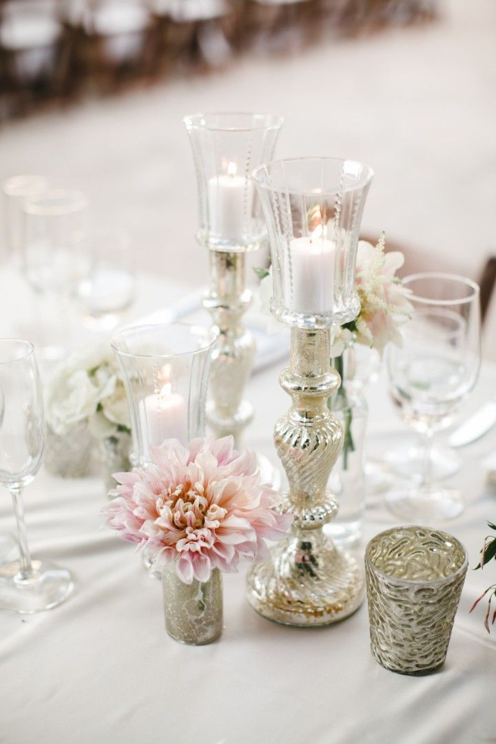 candles wedding centerpieces | fabmood.com