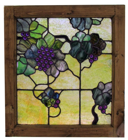 299 Best Stained Glass Grapes Grapevines And Wine Images