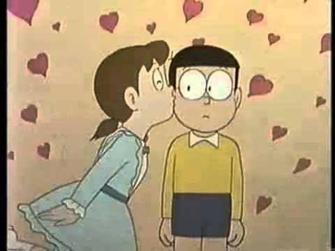 Shizuka & Nobita