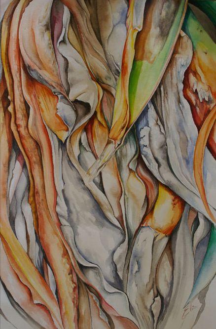 Watercolour by Ellie Eburne