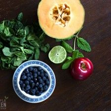 Top Green Smoothie Recipes from the Simple Green Smoothie website