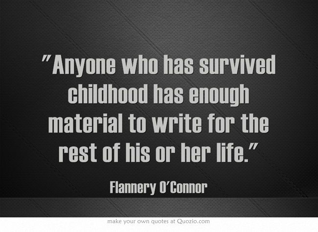 Flannery o connor essay