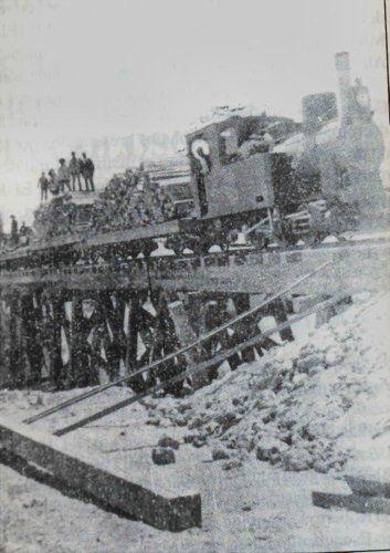 El Ferrocarril de Aguas Blancas