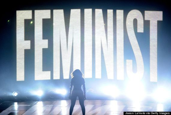 Beyoncé's Feminist VMAs Performance Got People Talking About Gender Equality