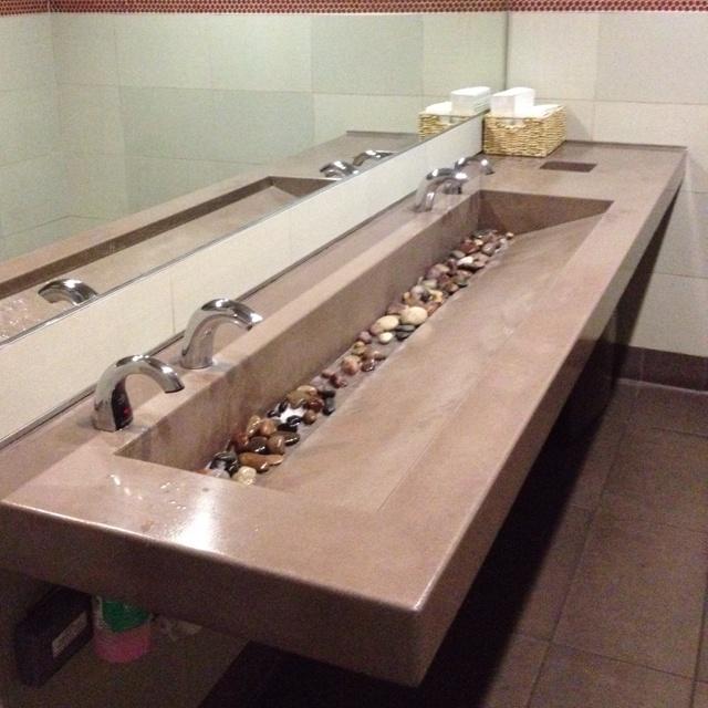 Drano Didn T Work Bathroom Sink: Trough Sink, Guest