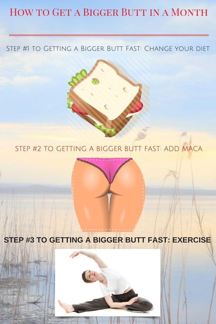 Want A Bigger Butt