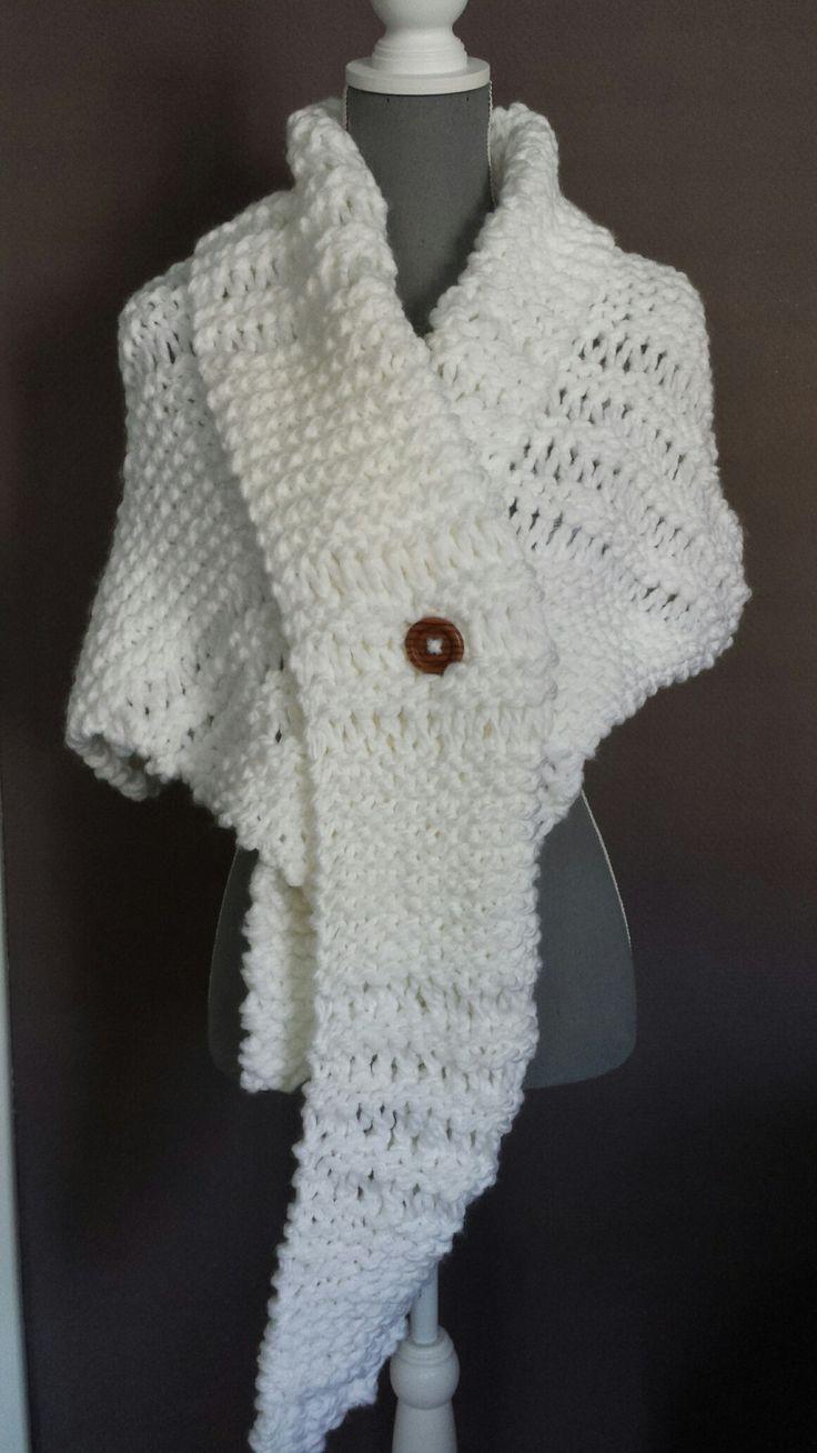 Mooie warme sjaal !!!