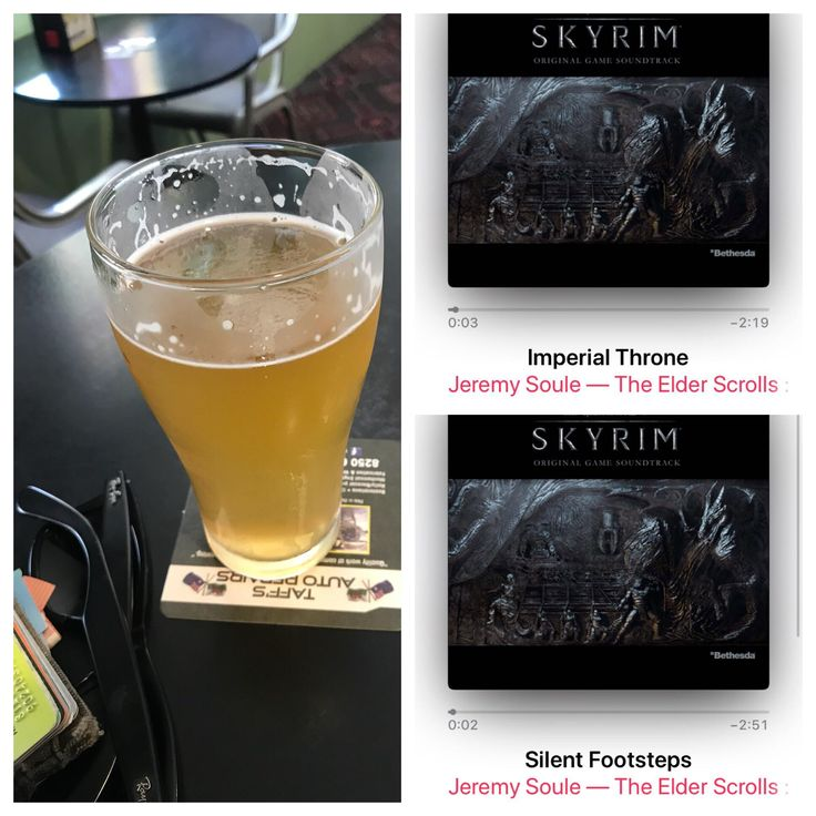 Enjoying a few pints and some good music at the local pub. #games #Skyrim #elderscrolls #BE3 #gaming #videogames #Concours #NGC