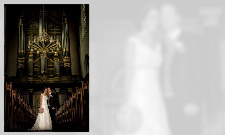 Bruidsreportage 14-06-2014 Oude Kerk Delft