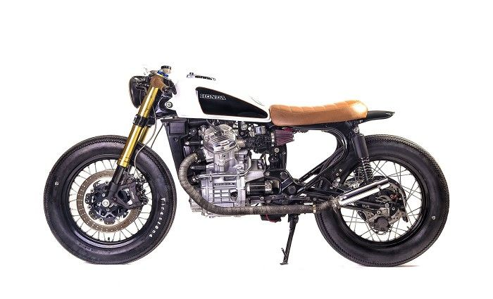 Honda CX500 Cafe Racer by Wrench 'n' Wheels #motorcycles #caferacer #motos | caferacerpasion.com