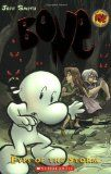 Volume 3 of the Bone series. Lucius, Smiley and Phoney are attacked by rat creatures in the forest, barely making it to Lucius' tavern. At the farm, Fone Bone and Thorn are having strange dreams and Gran'ma Ben suddenly begins revealing long-kept secrets and new dangers.
