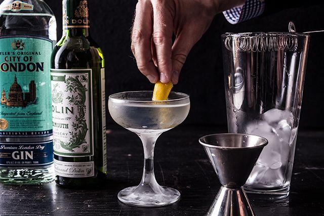 Perfect Martini Recipe - CHOW
