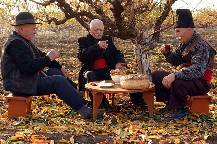 """Gagauzia [pronounced Ga-ga-ooz-i-a], a tiny nation within Moldova, was formerly nicknamed """"the guard unit of the Byzantine Empire""""; this nation preserved its faith under the Ottoman yoke, although they are ethnic Turks. Our talk with Archpriest Dimitry Kioroglo from the Autonomous Territorial Unit of Gagauzia (Moldova) is devoted to the origins of such steadfastness and the spiritual roots of the Gagauz people, their history and traditions, and their choice."""