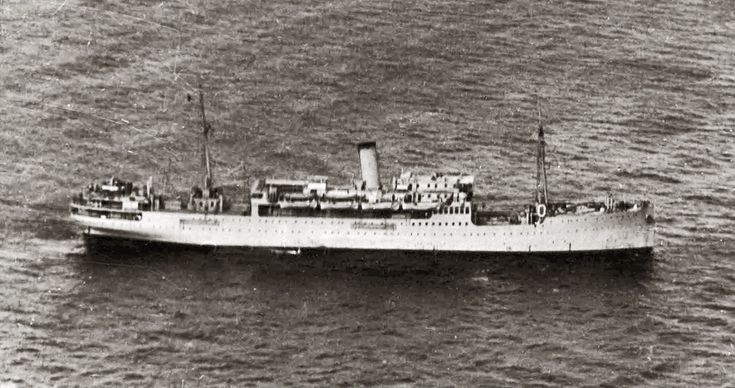 Galilea: The 1942 shipwreck that took the lives of over 1,000 Italians
