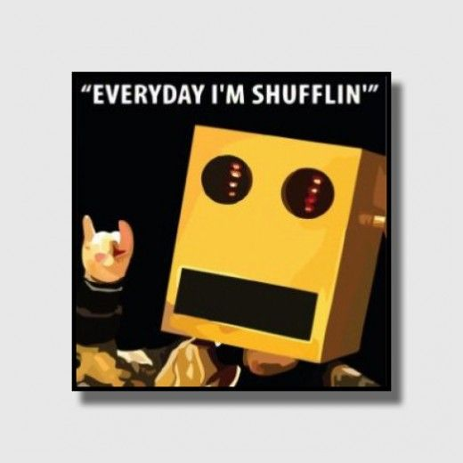 LMFAO - Everyday I'm Shufflin' Frame