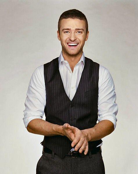 Justin Timberlake. Love him