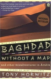 Canadian Bookworm: Bagdad Without a Map