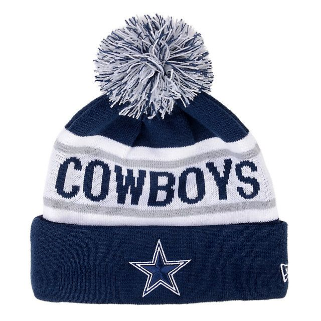 Dallas Cowboys New Era Biggest Fan Redux Knit Cap