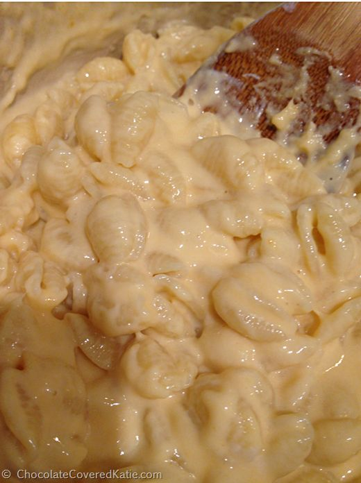 Healthy Mac & Cheese Recipe