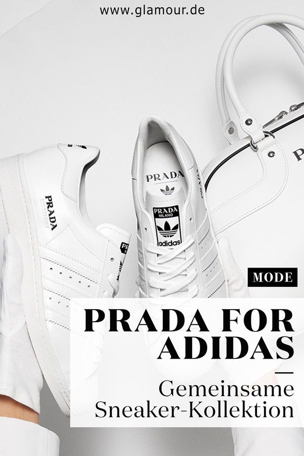 Prada for Adidas Limited Edition: Sneaker Kollektion