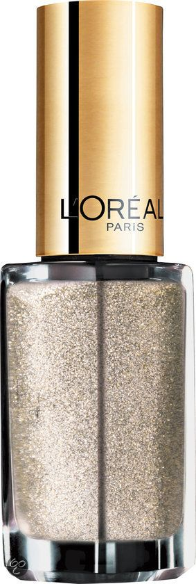 bol.com | L'Oreal Paris Color Riche Le Vernis Fall - 843 White Gold - Goud - Nagellak...