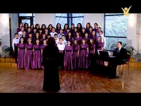 Corul de copii Dynamis - Gloria in altissimis Deo