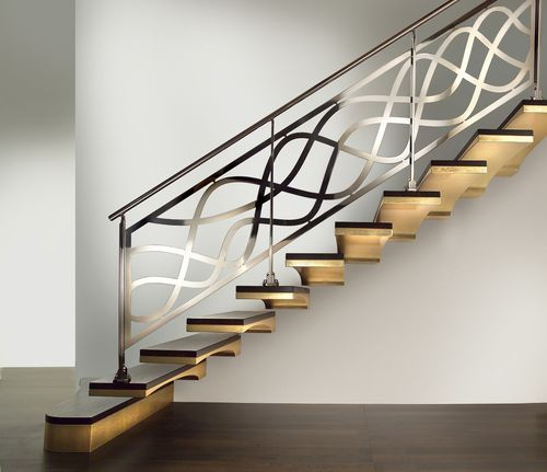 Escalier demi-tournant / quart tournant / en colimaçon / circulaire ESCALIER DESIGN 14
