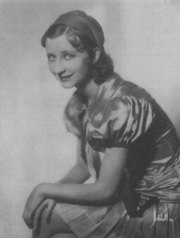 """Irene Ryan, most famous for her later role as Granny Clampet on """"The Beverly Hillbillies"""""""
