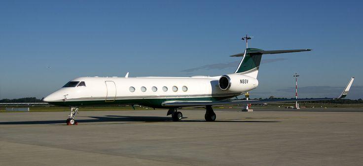 Gulfstream Aerospace G-V Gulfstream V - Untitled