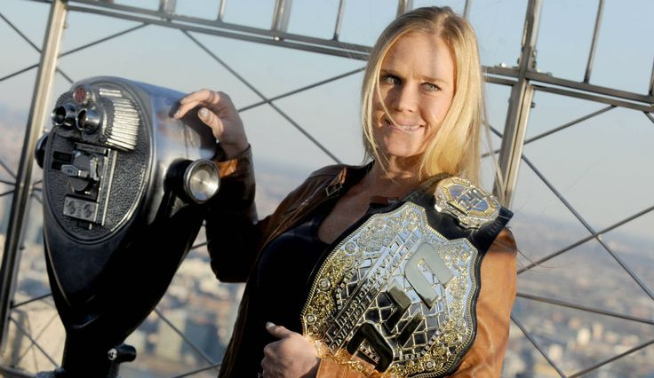 Holly Holm Doesn't Want To Be A 'One-Hit-Wonder,' Read To Defend Her Title Against Miesha Tate