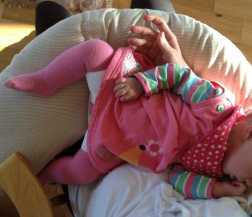 coping with baby's hip dysplasia