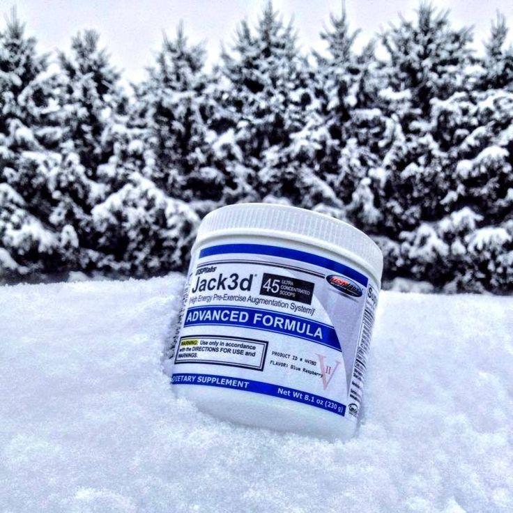 Зимой запасаемся энергией! Ураганная сила и мощь – все, чего нужно бояться при употреблении Jack3d Advanced formula от USPlabs!