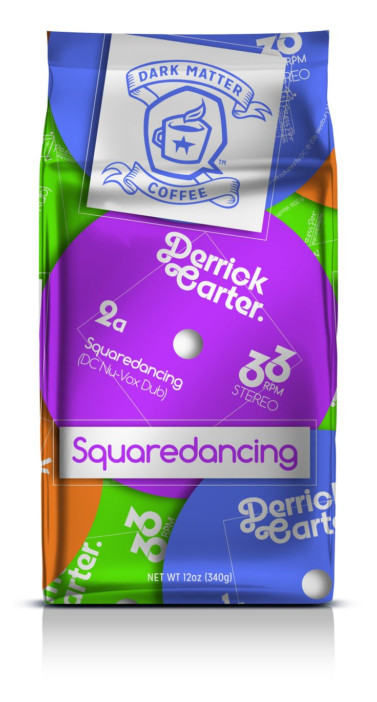 Squaredancing VIP Package (Derrick Carter Limited Release)