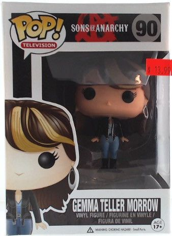 POP! Television Sons of Anarchy Gemma Teller Morrow
