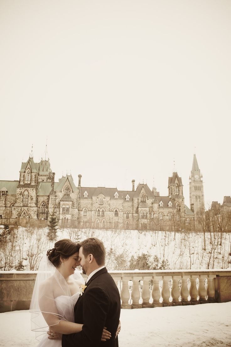 Ottawa Winter Wedding - Photolux Studio - www.photoluxstudio.com/wedding
