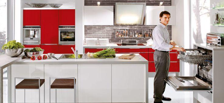 Life Can Be So Simple Raised Dishwasher Nolte Kuche Kuchendesign Modern Haus Kuchen